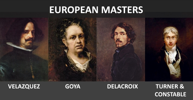 Great Art Masters
