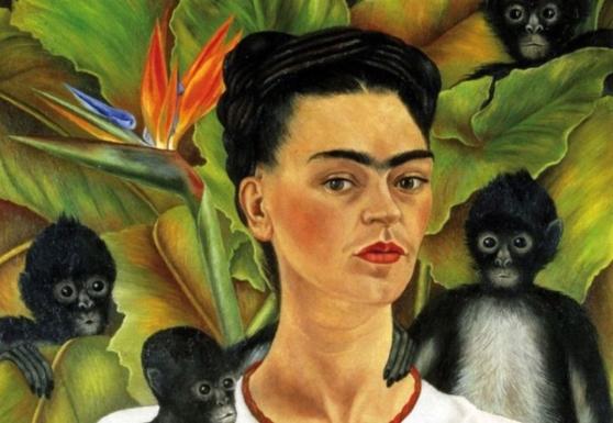 Frida Kahlo - Selfies